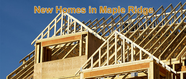 New Homes for sale in Maple Ridge